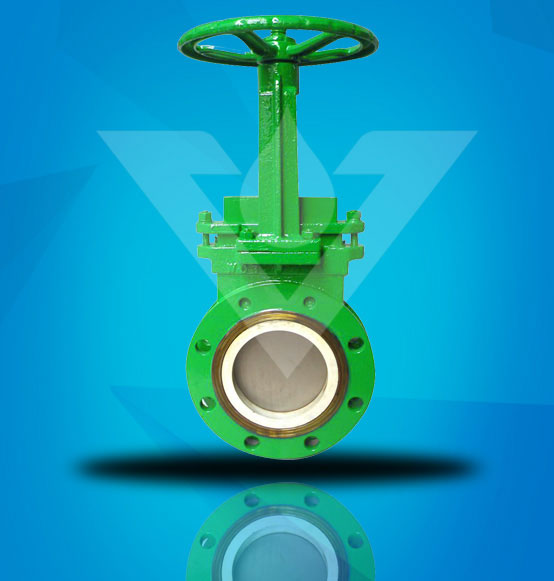 Ceramic Knife Gate Valve