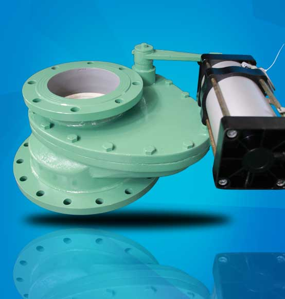 Ceramic Swing Type Inlet Valve