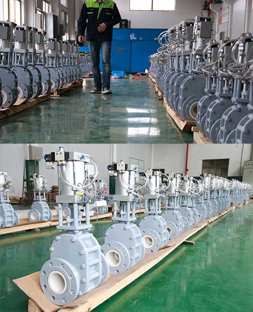 GGC & Ball ValvesVerSpec Ceramic Twin Disc Gate Valve Supply to India