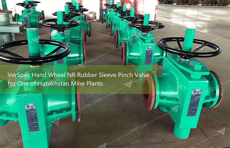 Sleeve Type Pinch Valve Manufacturer